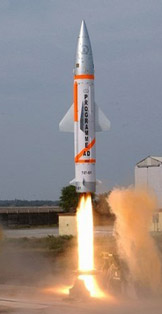 India Missile Prowess